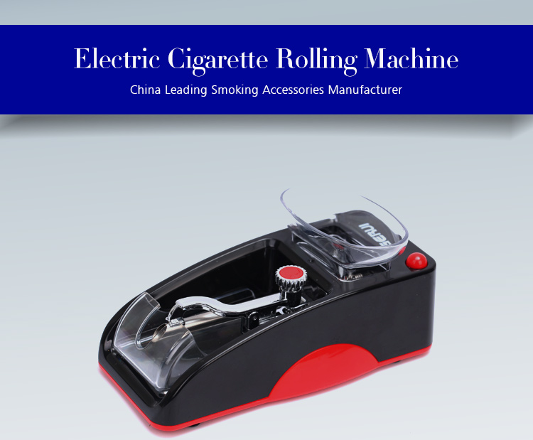 JL-040A  Zhejiang Jinlin Hot Selling Cigarette Automatic Rolling Paper Gerui Electric Cigarette Tobacco  Rolling Machine