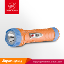 led torch manufacturers tiger world dry battery 1000 lumen 2 d battery led handbag bright light torch