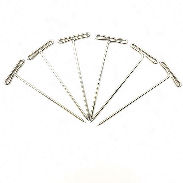 คุณภาพสูง T Office Pin Dressmaker Pins