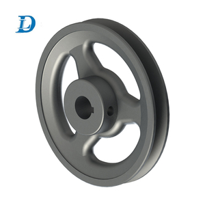 Single or Double sheave block pulley