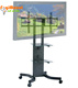 "Mobile Movable LCD TV Stand Universal Plasma TV Stands with Castors & Tray for 32~50"" LCD/Plasma TV"