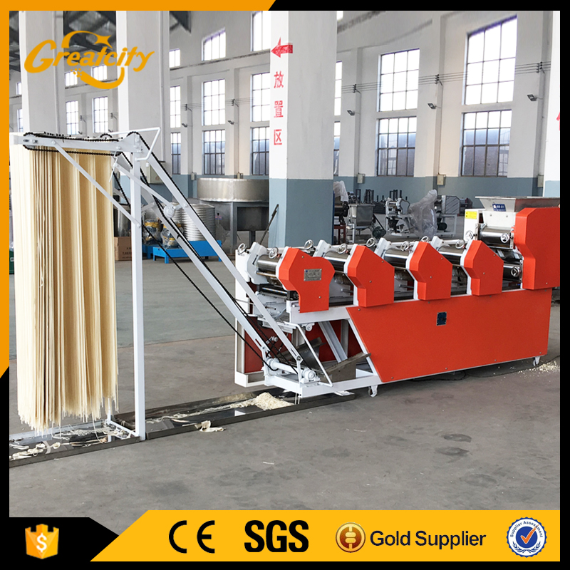 GreatCity leader manufacturer of MT7-260 noodle making machine