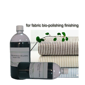Cold water washing enzyme, suitable for washing processing of varieties of jeans