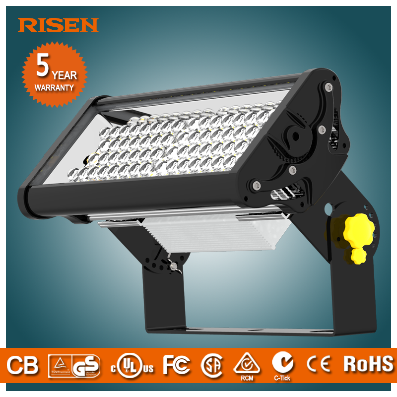 CE RoHS SAA CB Approval 62000H Work Life Led 6000 Lumens <strong>Flood</strong>