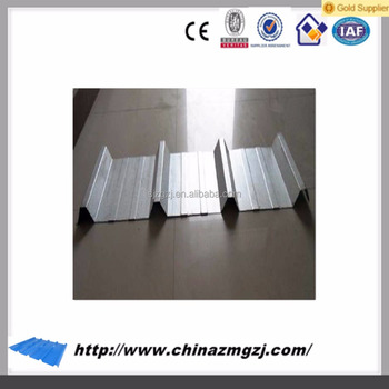 galvanized color coated metal 22 gauge corrugated steel roofing sheet
