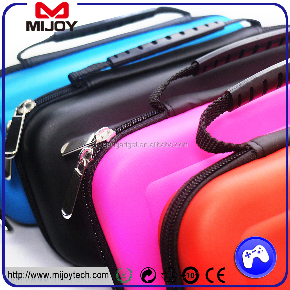 2017 Top Quality Protective Carry Case Cover for Nintendo Switch Console EVA Bag