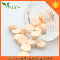 Capsule dosage form and supply essencial nutrients for pregnant woman function prenatal vitamin tablet