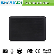 SHAREVDI Thin client terminal server can be hanged supports multi point 2011/2012 server with CE FCC ROHS