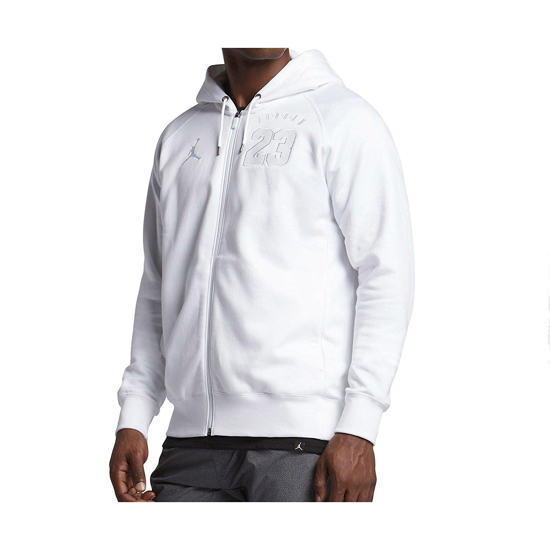 f4537eaada5 Get Quotations · Nike Mens Air Jordan Retro 6 Fleece Hoodied Sweatshirt
