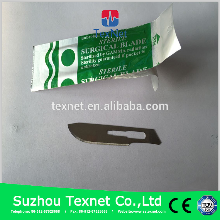 2017 New product Chinese Gold Suppliers surgical razor blades
