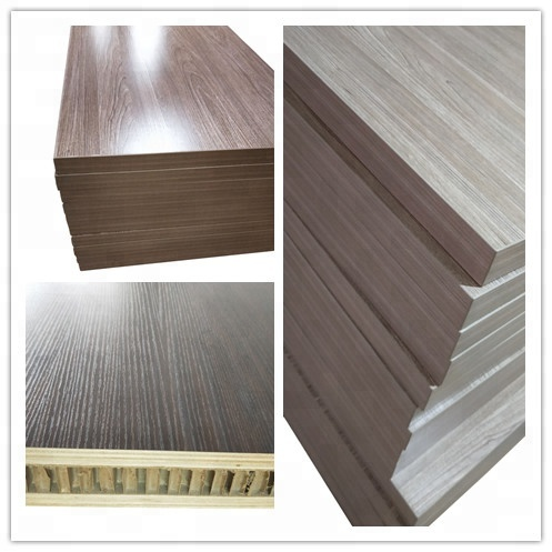 Honeycomb Sheet Sandwich <strong>Panel</strong> Made by Laminate and Paper Core for Furniture Using