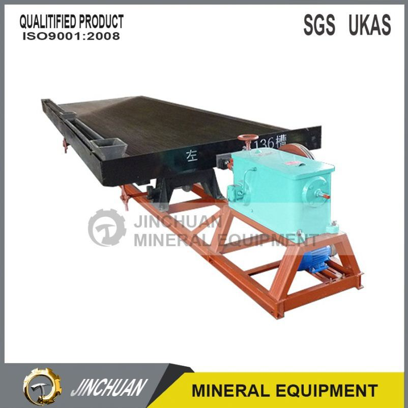 gravity separation palladium concentrate shaking table