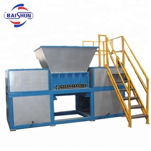 China Plastic Shreder China Supplier Plastic Shredder