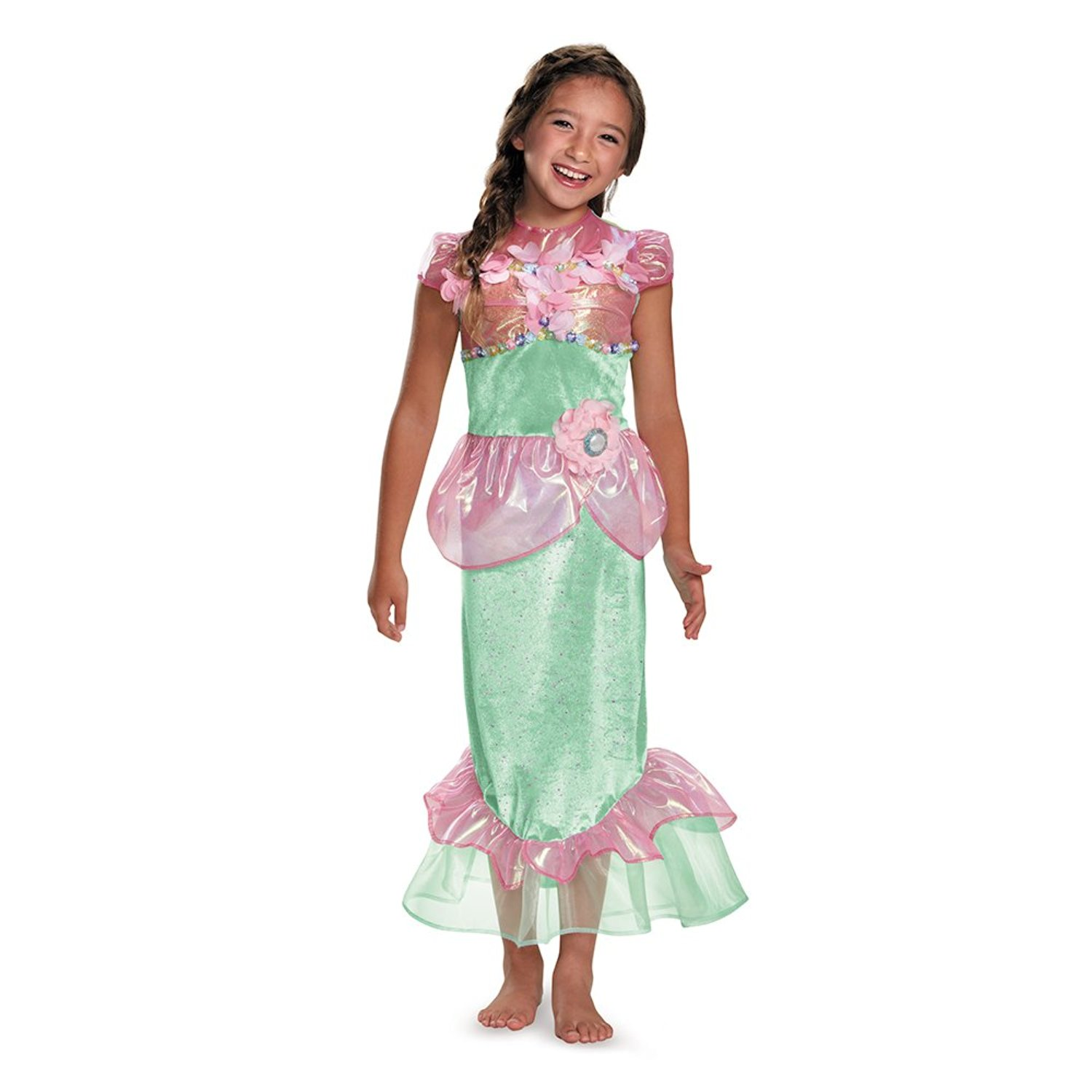 cheap little mermaid girls costume, find little mermaid girls