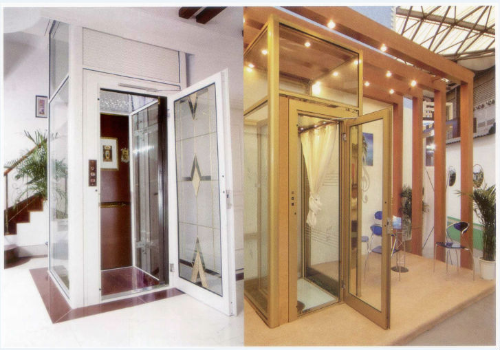 house elevator price