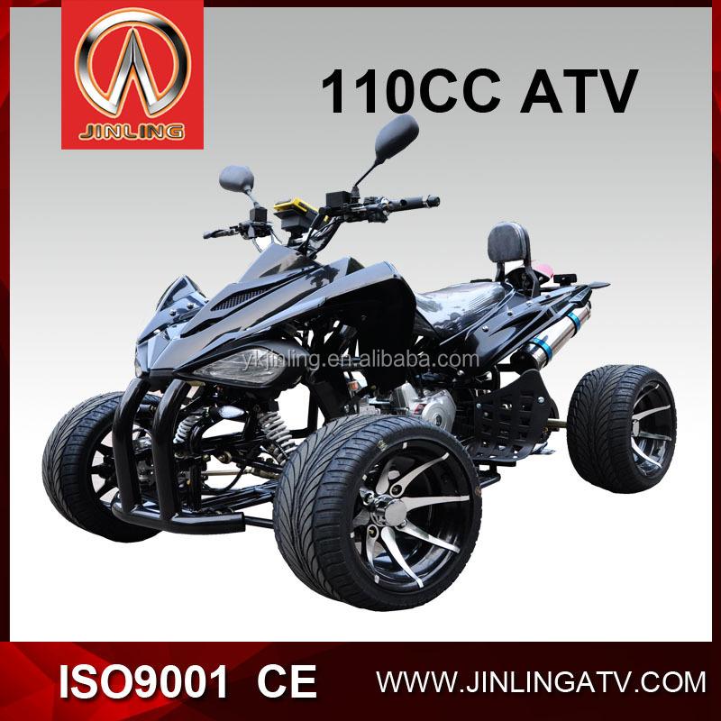 Hot Sale 110cc Jining Street Legal ATV For Sale