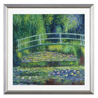custom print designs canvas Masterpiece reproduction Monet printing painting
