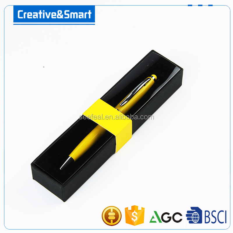 High process high quality ballpoint pen metal roller pen 2016 new products
