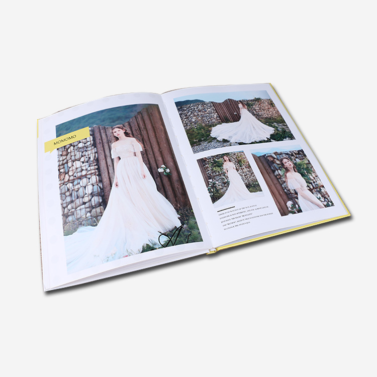 x-rated butterfly binding wedding leather cover photography book printing