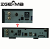 Zgemma 4k satellite receiver Zgemma H7S combo 2*DVB-S2X+ DVB-T2/C Dual Core set top box