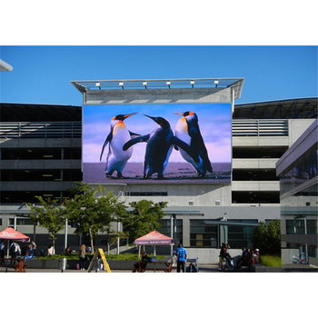 Vide Full Color P10 Video Screen SMD TV P5mm Outdoor LED Display Panel