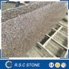 Chinese peach red granite g687 small slabs for sale