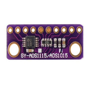 16Bit I2C ADS1115 Module ADC 4 channel + Pro Gain Amplifier, View ADS1115,  cosocomy Product Details from Shenzhen Crownhaosheng Technology Co , Ltd