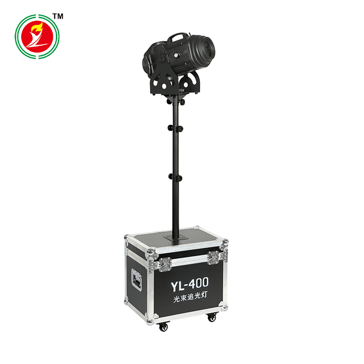 The Leading Pro Light follow spot light 400W