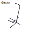 Guitar Tripod Foldable Stand Durable Vertical Single Guitar Tripod Holder Support for Folk Electric Guitar Bass Accessory Parts