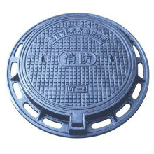 China Wholesale Casting Heavy-Duty Anti-Theft Ductile Iron Manhole Cover