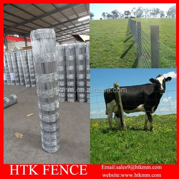 Cattle/Sheep/ Deer Woven Animal Farm Wire Mesh Fence For Sale