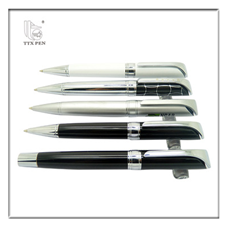 Promotional Premium Pens Metal Roller Pen with Cap for Gift