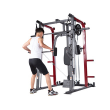 Multi gym apparatuur <span class=keywords><strong>smith</strong></span> <span class=keywords><strong>machine</strong></span> met power rack