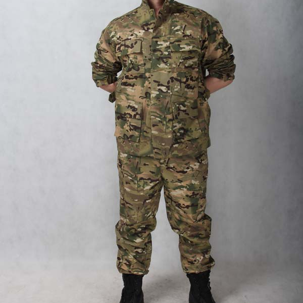 Tactical Airsoft BDU Camouflage Freien Kampf Military Jacke & Hosen Set Armee Training Uniform