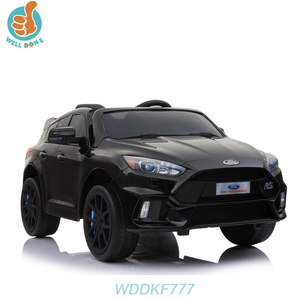WDDKF777 Best Selling Electric Toy Children To Ride On Electric 24V Car Remote Control