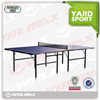 Good quality sandard size ping pong table tennis table