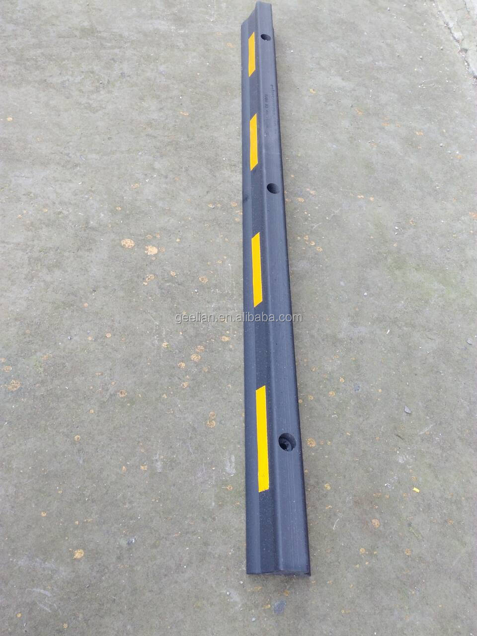 סיטונאי 1800mm גומי פלסטיק רכב משאית רכב גלגל סד פקק