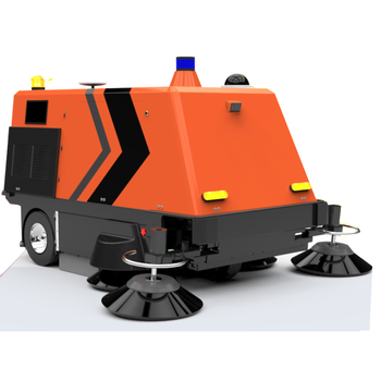 Intelligent Service Robot Unmanned Sidewalk Sweeping Robot XEA Series