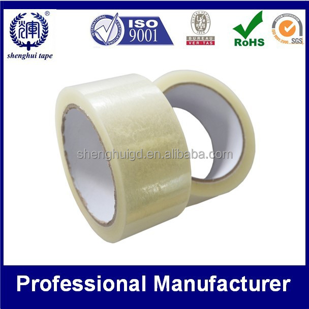 Easy Tear Packing Tape 45mm 100m for Turkey Market High Adhesion