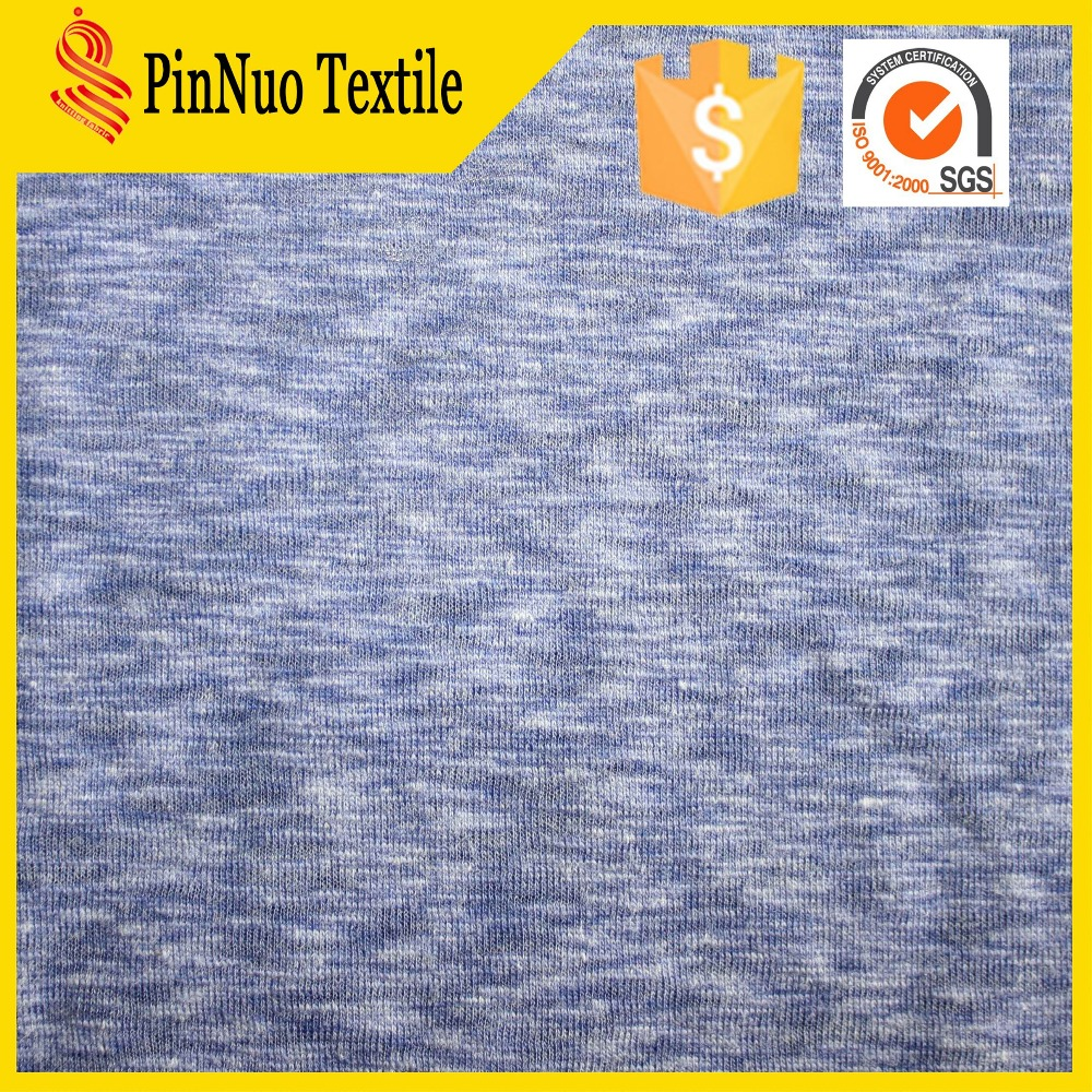 2016 hot sale T/C double-sides jersey fashion fabric