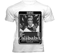 Trump Card Scarface inspired t shirt