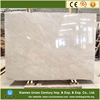 China manufacture angie beige cream best marble floor