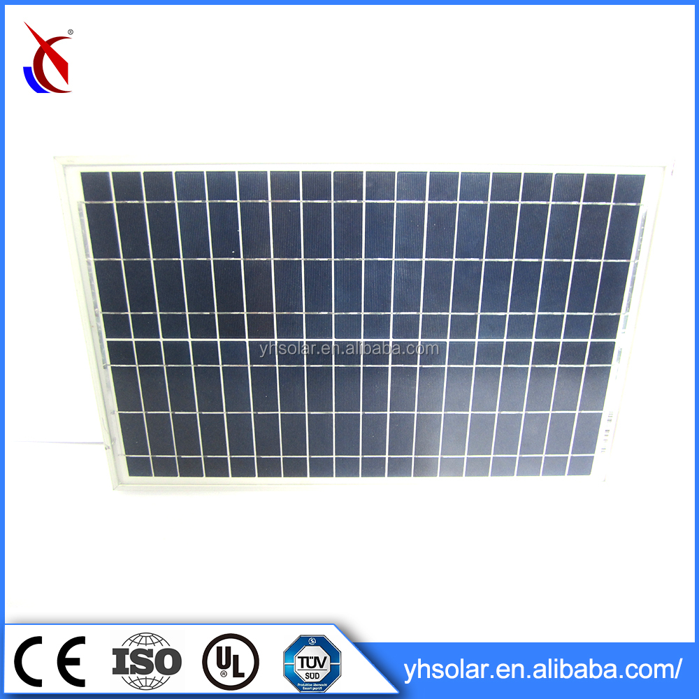 China Solar Panel Module 20W , Wholesale Solar Panel Price List