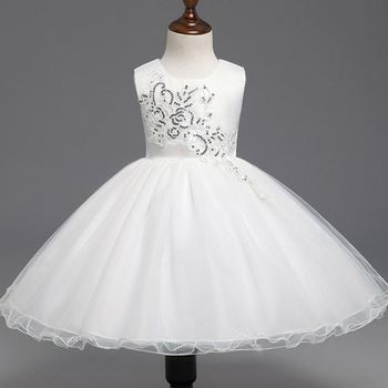 Kids Formal Wear Princess Costume Girls Daily Summer Clothes Wedding