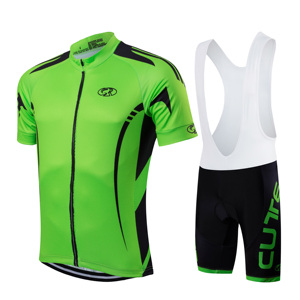271ef2d42b2 Green Team Cycling Clothing For Men Dye Sublimation Printing Islamic Cycling  Clothing Manufacture