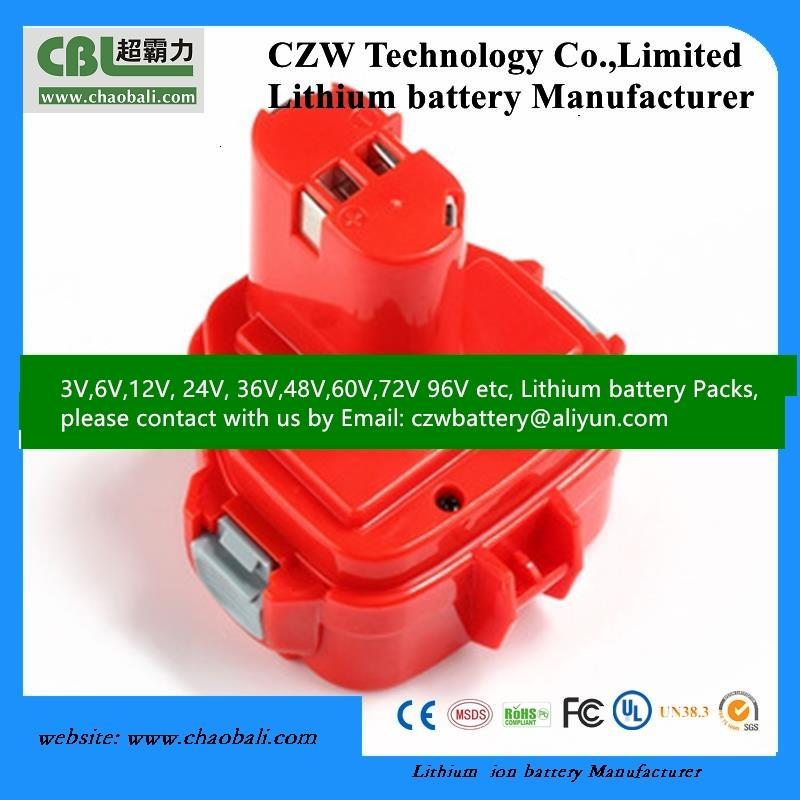 wholesale ma kita 12v nimh power tool battery pack replacement 2.0ah/2.5ah/3.0ah drill tool battery