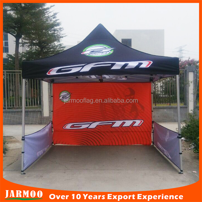 Cheap custom design portable commercial trade show tent/gazebo