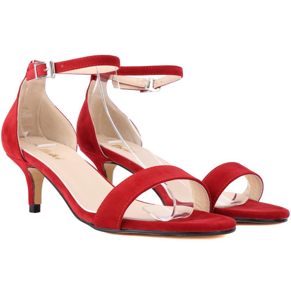 719b205cee7 Red Pumps Low Heel - Heels Zone