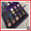 YASHI osmetics private label 20 colors matte color makeup eyeshadow empty makeup palettes wholesale