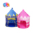 Indoor and outdoor children princess castle toy pop up play kids tent for sale